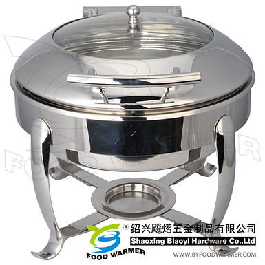 Mini hook feet electric heating chafing dish