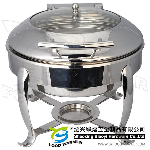 Mini hook feet electric heating chafing dish