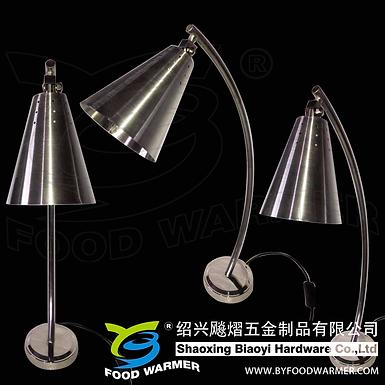 Crescent customized heat lamp food warmer