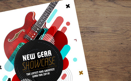 New Gear Showcase at Premier Guitar