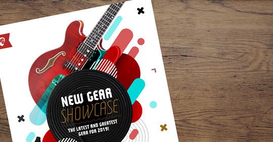 Taisto Guitars AROK series in New Gear Showcase