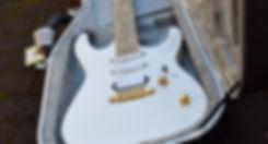 Taisto Guitars V25-FX/S with Bare Knuckle Pickups Irish Tour and Nailbomb pickups