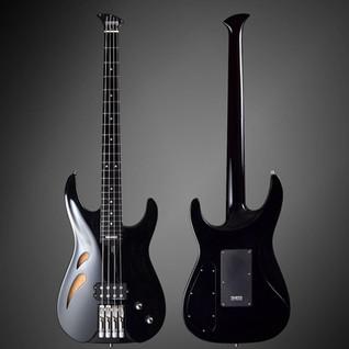Taisto Guitars iZEN-4FS32 headless bass