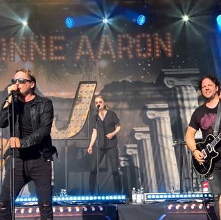 Jonne Aaron and Jimmy Westerlund