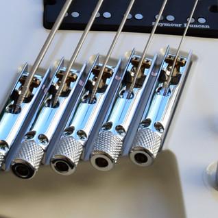 iZEN-5MS headless bass tuners