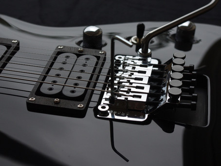 Tuning tips for Floyd Rose Tremolo