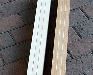 Guitar neck pieces customization