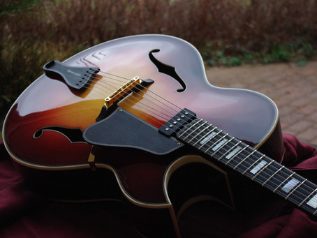 Archtop Throwback