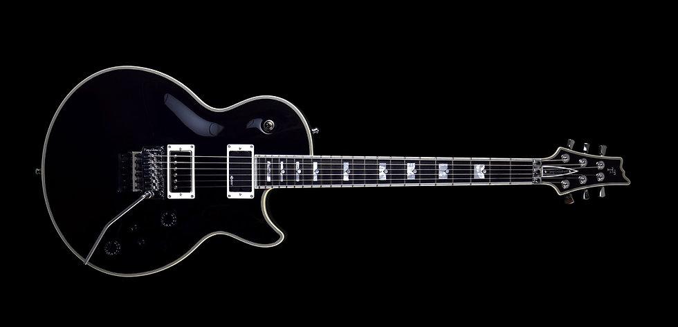 Taisto Guitars AROK-FR Shadowman custom guitar