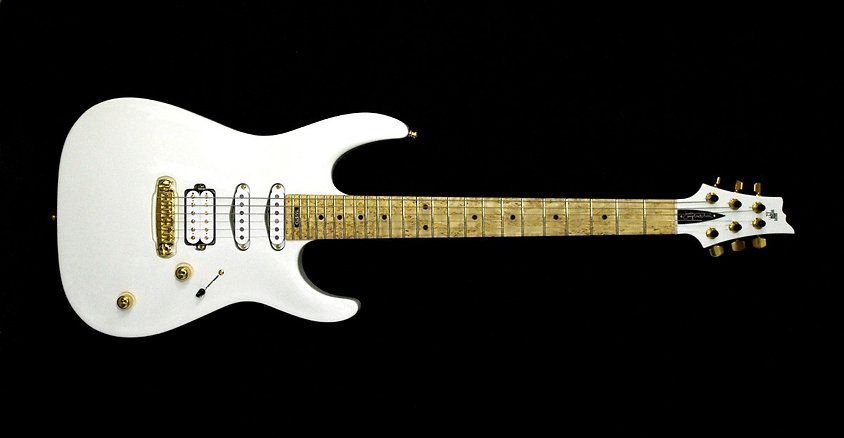 Taisto Guitars V25-FX/S Jimmy Westerlund