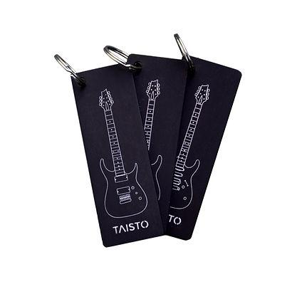 Taisto Guitars Key Fob Set V25-Series