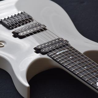 SHRECUT white guitar