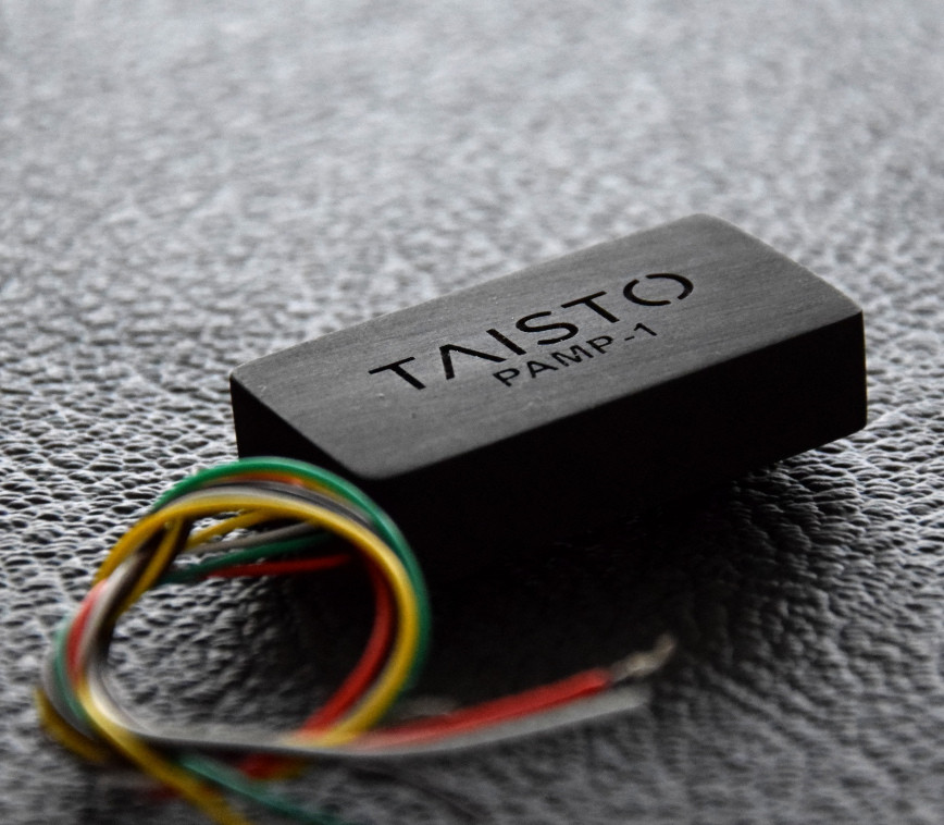 TAISTO preamp booster for custom guitars