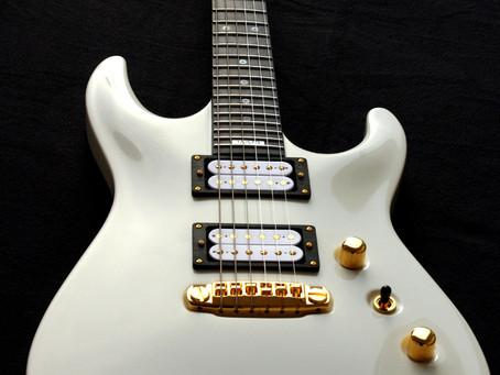 Customized White V25-FX ACM