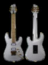 Taisto Guitars - V25-FR Jimmy Westerlund One Desire