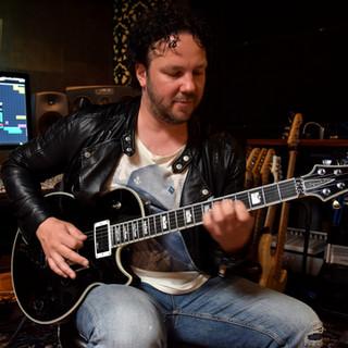 Jimmy Westerlund at Sea Road Studios