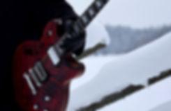 Taisto Guitars AROK-TM custom guitar with Tune-O-Matic bridge