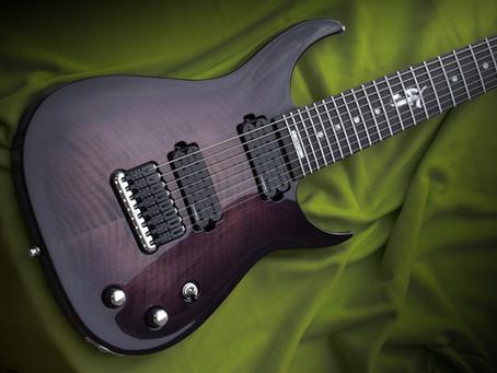 Samuli Federley V25-FX8/H Guitar