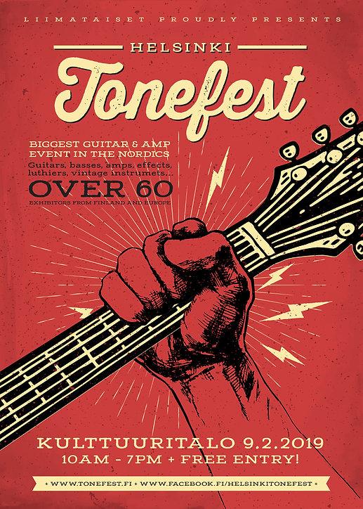 Helsinki Tonefest 2019