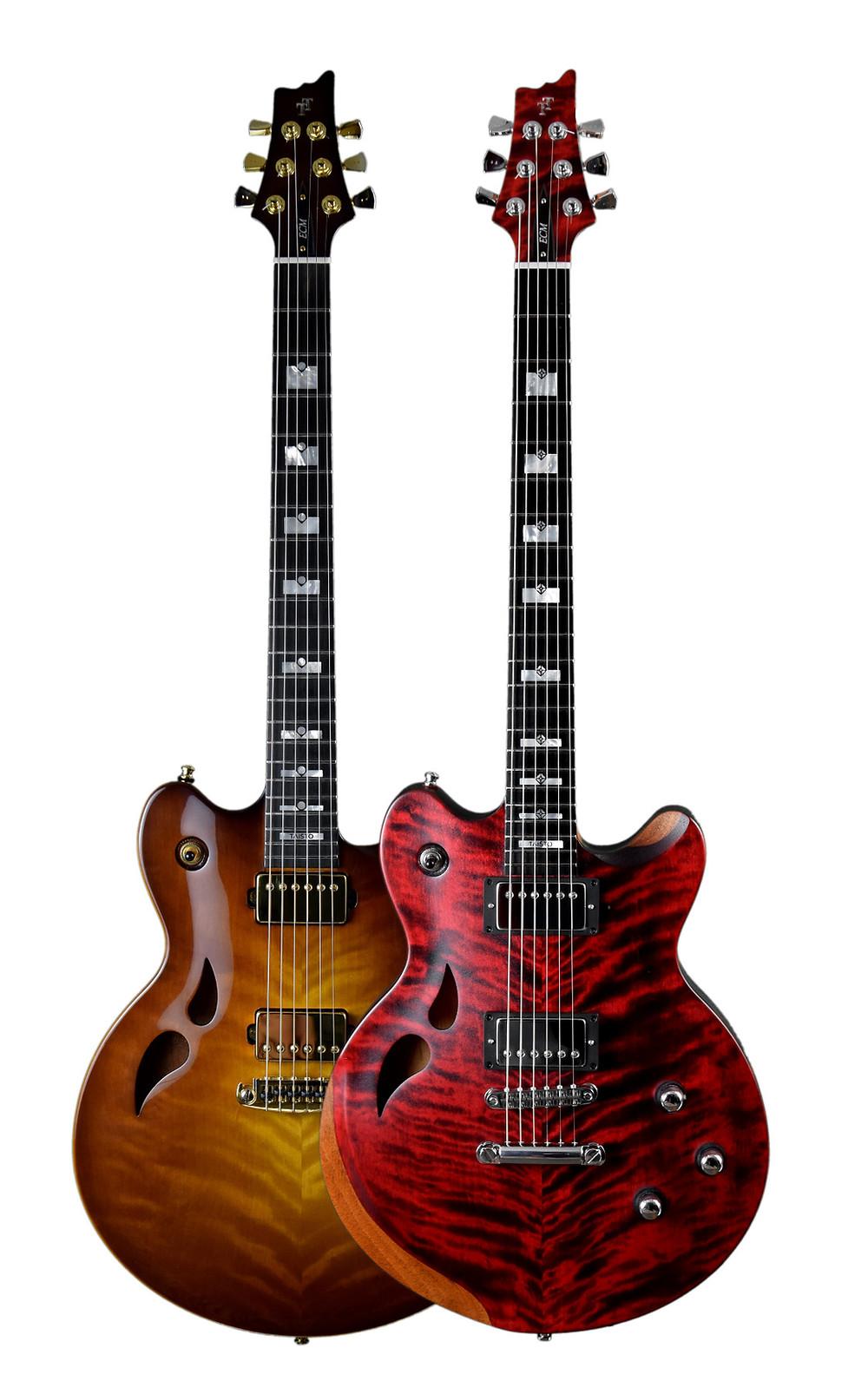 Taisto Guitars AROK-WG and AROK-TM