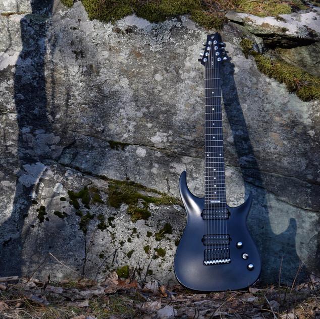 Taisto Guitars V25-FX8/H