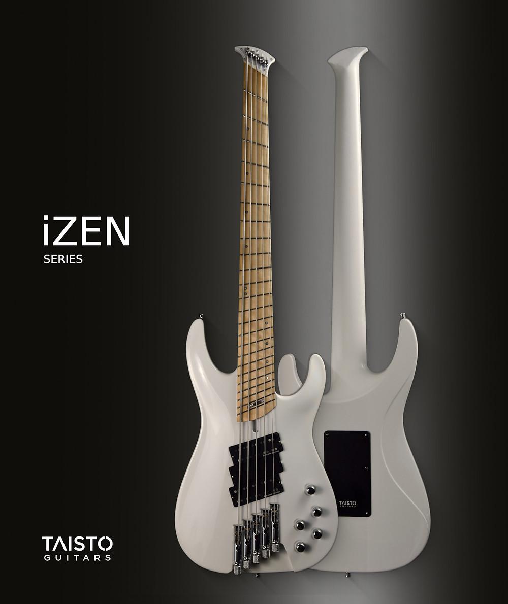 First iZEN series bass guitar iZEN-5MS HL