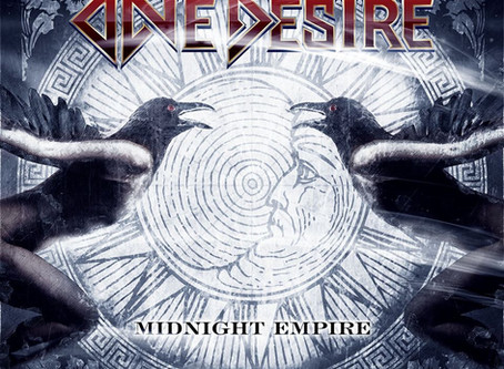 One Desire new album released 22th May