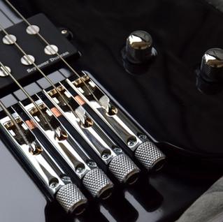 iZEN-4FS32 headless bass tuners