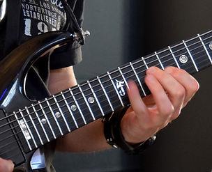 Guitar neck profile customization