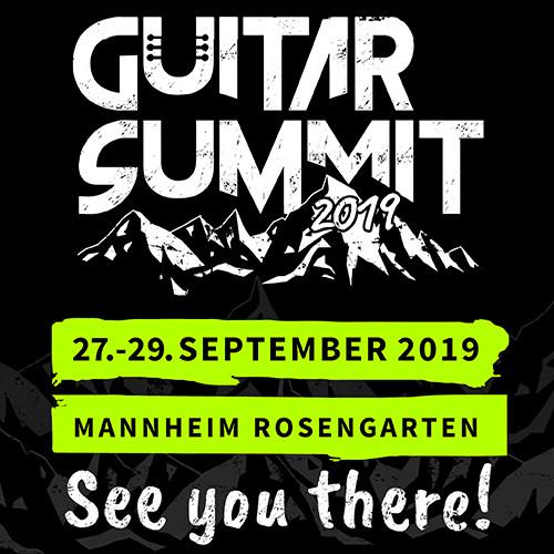 Taisto Guitars at Guitar Summit 2019