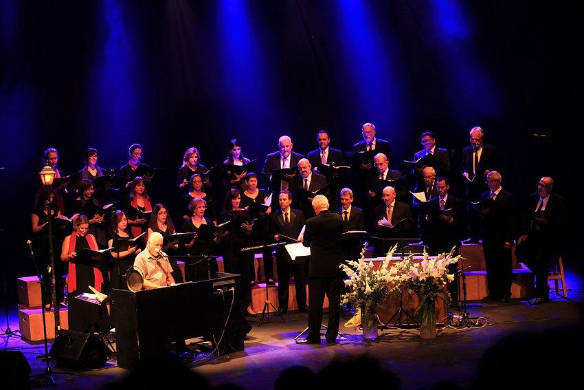 המקהלה הקאמרית תל אביב