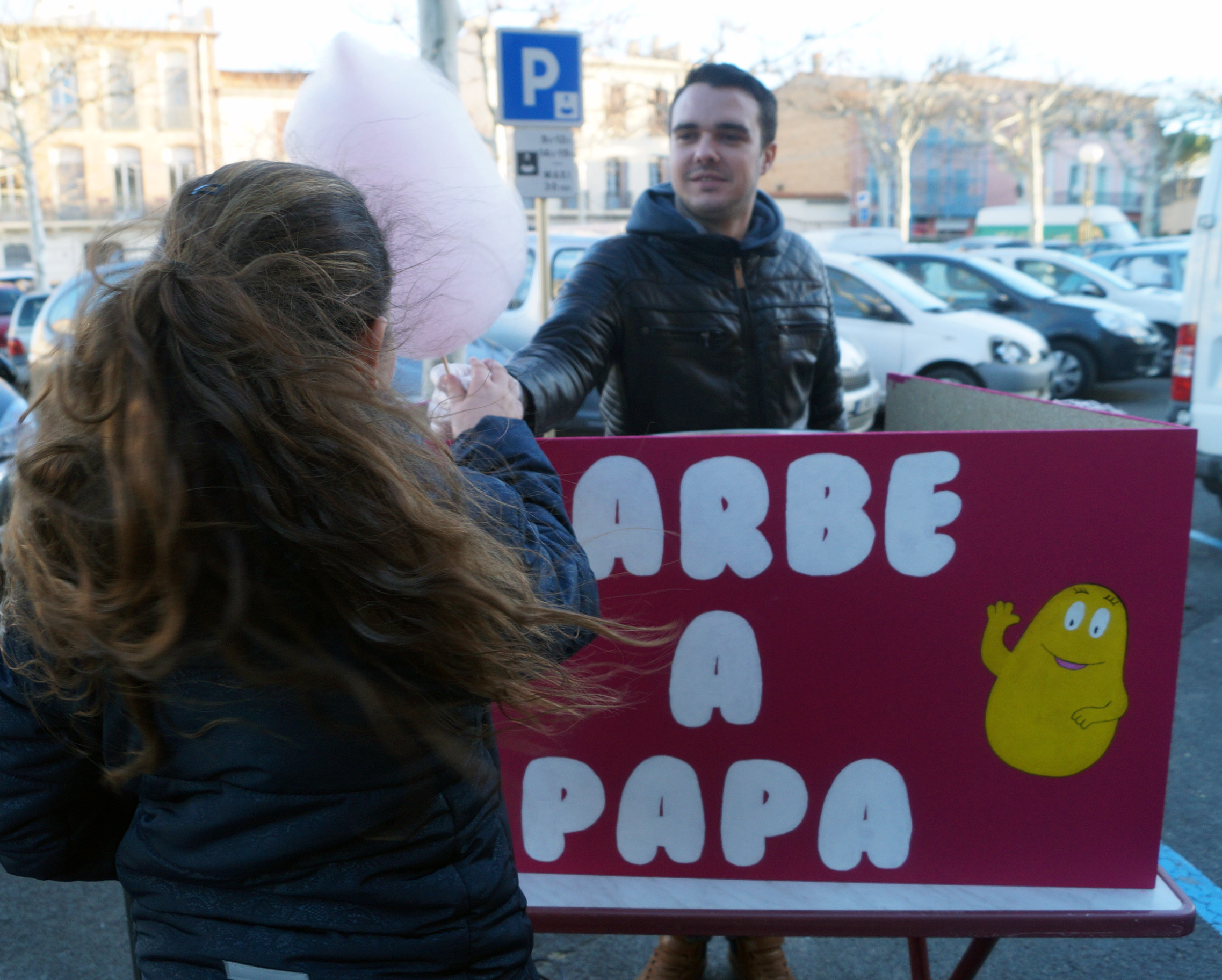 Barbe à papa RKDB EVENTS