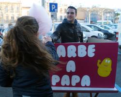 Barbe à papa RKDB EVENTS