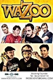 Wazoo RKDB EVENTS
