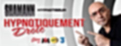 RKDB EVENTS - Hypnotiseur Shamann