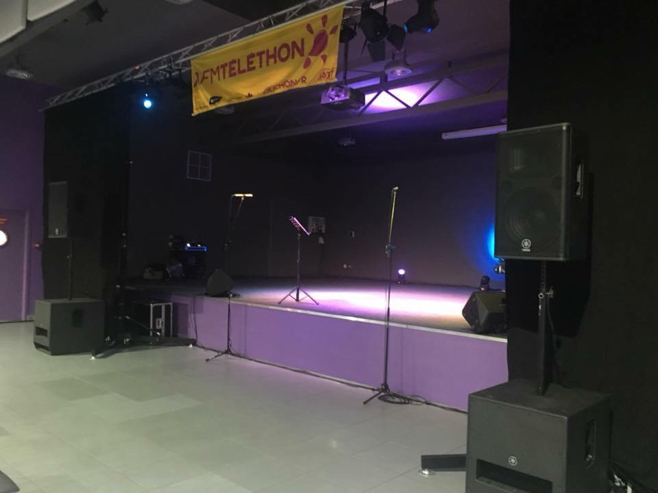 Eclairage & Sonorisation RKDB EVENTS