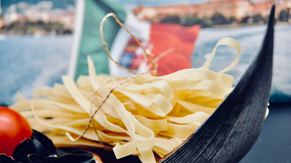 Bandnudeln - La Cucina Italiana