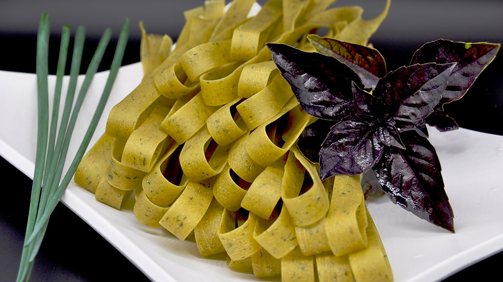 Pappardelle Mangold