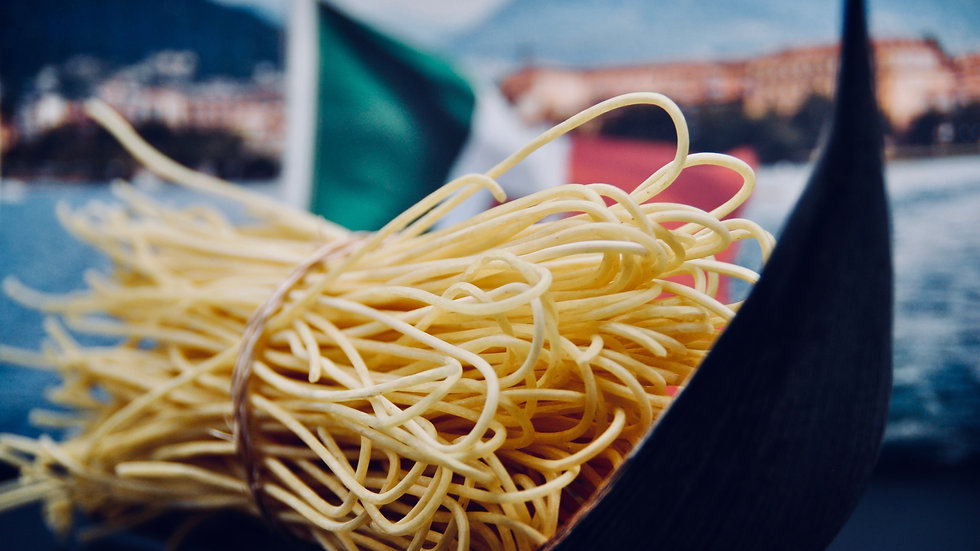 Spaghetti - La Cucina Italiana
