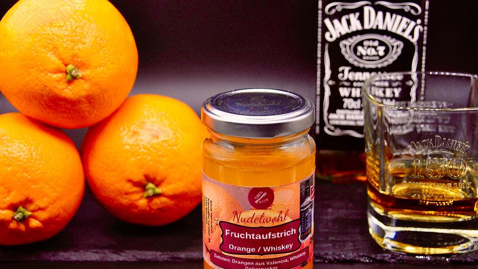 Fruchtaufstrich - Orange / Whiskey