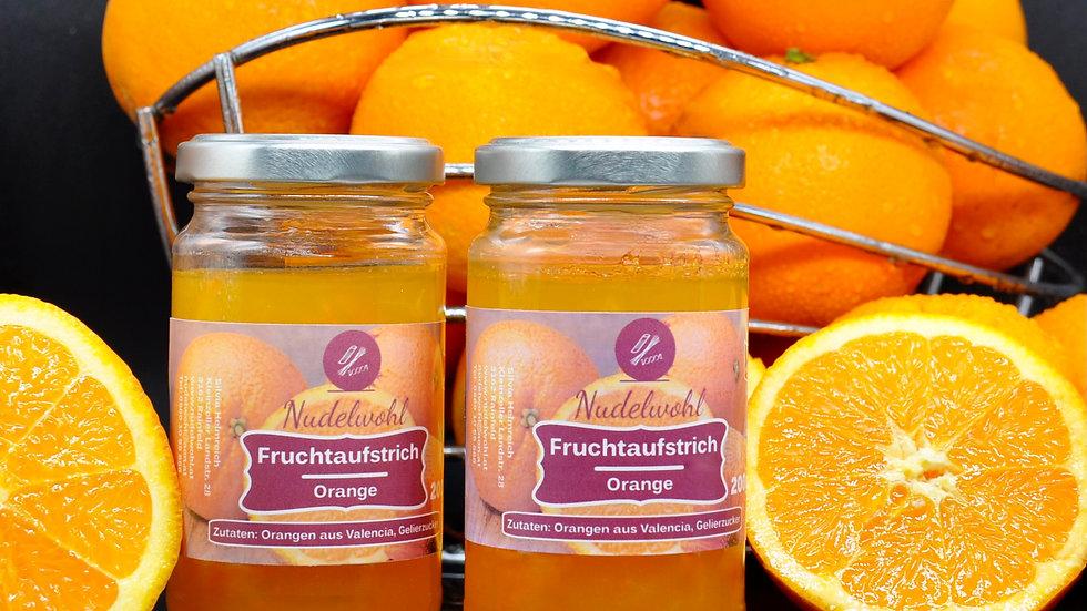 Fruchtaufstrich - Orange