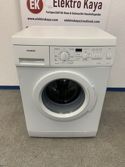 Siemens WXL1420 Waschmaschine EEK: A 6Kg & Überholt