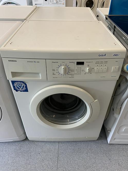SIEMENS Siwamat XL1280 Waschmaschine 6 Kg 1200U/Min Frontlader