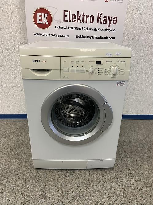 Bosch WFO2440 Waschmaschine 5Kg 1200Upm & Überholt