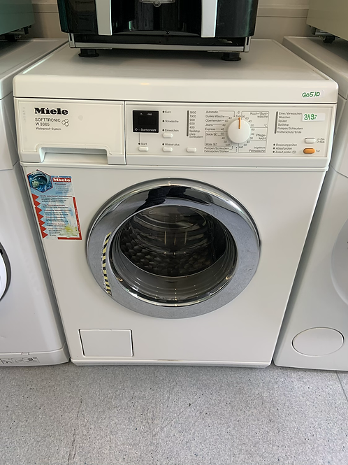 Miele W3365 Waschmaschine Frontlader  A+  1400 U/min 6 kg