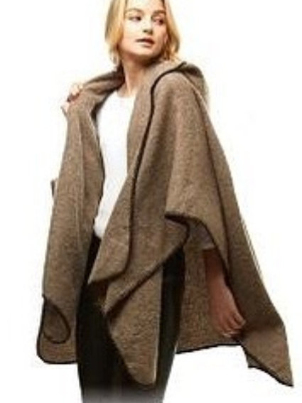 Blowing N TheWind Poncho