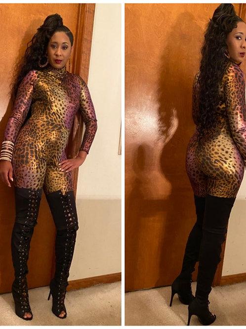 CheetahSlay Jumpsuit