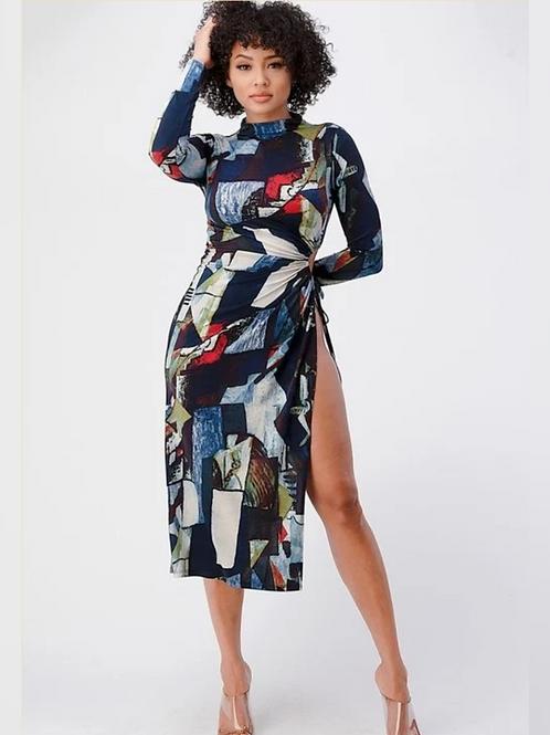 Expensive Look Mini Dress