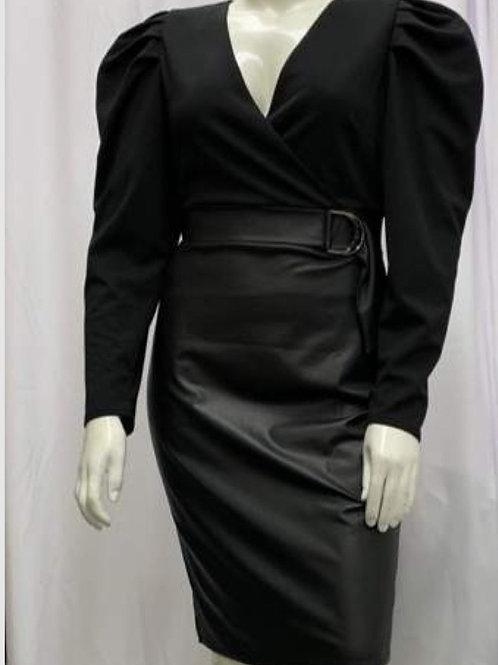 Business W/ Pleasure Dress (PLUS)