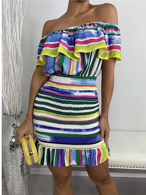 Festival Mini Dress